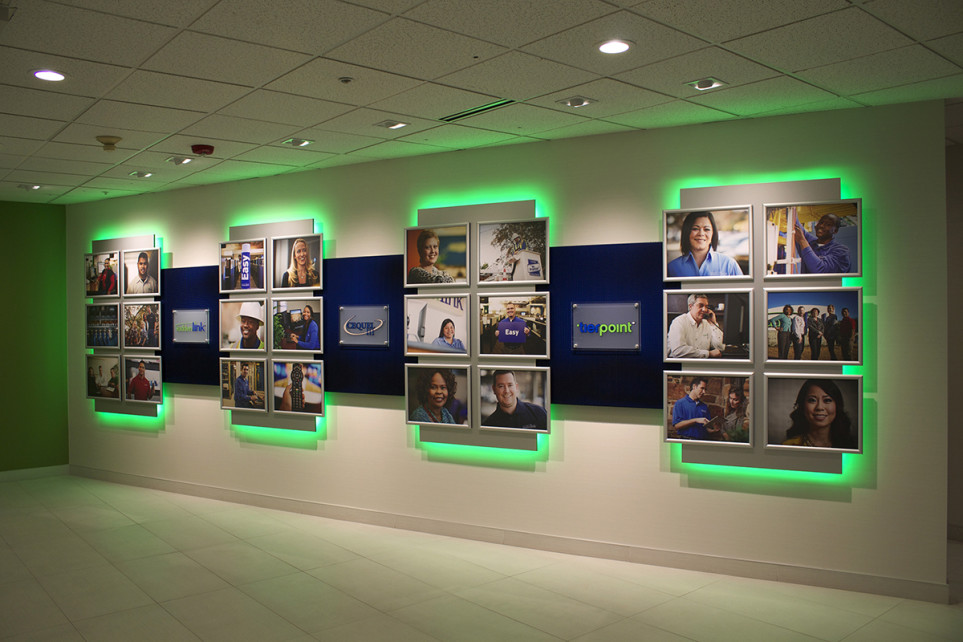 Donor Recognition Walls